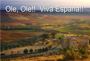 Τρίτη 10 Μαρτίου στις 9μμ: «Ole! Viva Espana!!»
